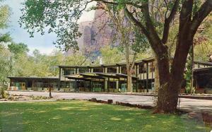 UT - Zion National Park, Zion Lodge