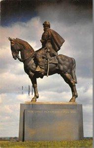 Civil War Post Cards Stonewall Jackson Manassas National Battlefield Park, VA...