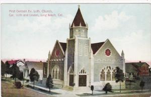 California Long Beach First German Evangelical Lutheran Church