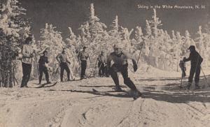 SKIING ; White Mountains , New Hampshire , 1930s #1
