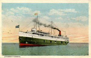 Anchor Line - SS Tionesta