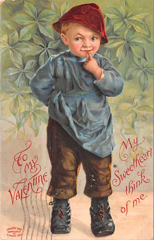 My Valentine 1910