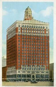 IA - Des Moines, Equitable Life of Iowa Building
