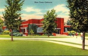 Nebraska Boys Town Cafeteria