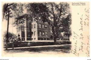 Connecticut  New London ,  Saltonstall School