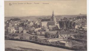 FOSSES, Belgium, 1900-1910´s; Panorama, Entre Sambre Et Meuse