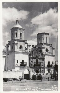 RP: TUCSON , Arizona , 1940s ; Mission San Xavier, FRASHERS
