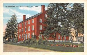 Shaker Postcards Old Vintage Antique Post Cards Inn 1944
