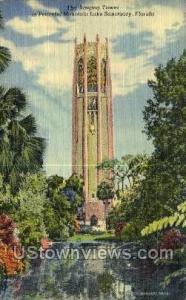 Singing Tower Lake Wales FL 1955
