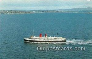 Princess Marguerite Canadian Pacific's British Columbia Ship Unused