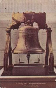 Pennsylvania Philadelphia Independence The Liberty Bell 1911