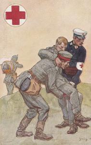 Military RED CROSS , 1914-18