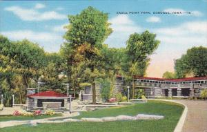 Iowa Dubuque Eagle Point Park