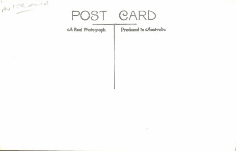 australia, MELBOURNE, Vic., Aerial View (1950s) The Rose Series RPPC