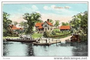 Eccleston Ferry, Chester, UK, PU 1906