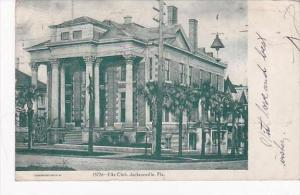 Florida Jacksonville Elks Club 1906
