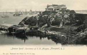 RI - Newport. Beacon Rock, E. D. Morgan Residence