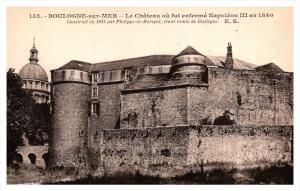 13405  Boulogne sur Mer  le Chateau ou fut enferme Napoleon  III