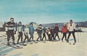 Snow Ski Instructors , UNIONDALE , Pa. , 50-60s