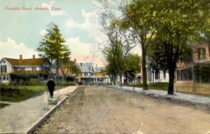 CT - Ansonia. Franklin Street