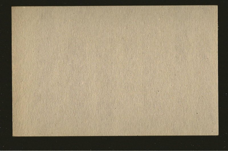 Very Sincerely The Ames Brothers Printed in USA Black & White Card Blank Back