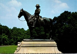 Mississippi Vicksburg National Military Park General Ulysses S Grant Equestri...