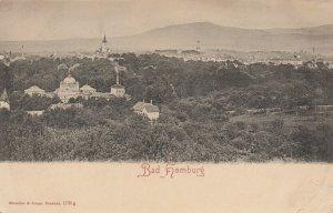 BAD HOMBURG , Germany , 1901-07