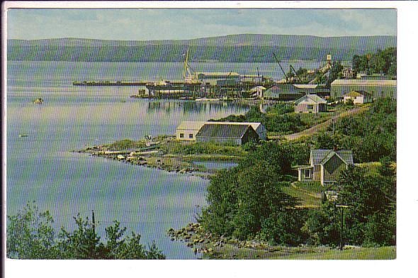Pictou Waterfront, Nova Scotia