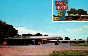 Kansas Greensburg J-Hawk Motel