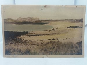 Vintage Postcard Saye Bay Alderney Channel Islands