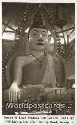 Singapore, Singapura Lord Buddha, Race Course Road Lord Buddha, Race Course R...
