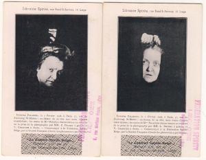2 - Librairie Spirite, Le Courrier Spirits Belge - GHOST