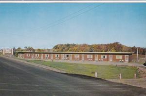 Parkview Motel & Restaurant, Cheticamp, Cape Breton, Nova Scotia, Canada, 195...