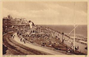 East Cliff Bandstand, Ramsgate (Kent), England, UK, 1900-1910s