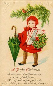 Greeting - Christmas