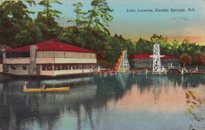 Arkansas Eureka Springs Lake Lucerne 1949