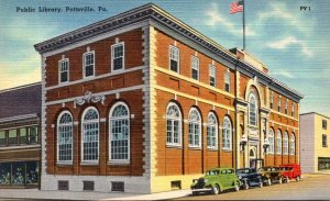 Pennsylvania Pottsville Public Library