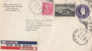Blair Shop Of Gifts State College Pennsylvania 1950s Cover