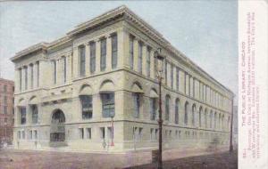 Illinois Chicago The Public Library