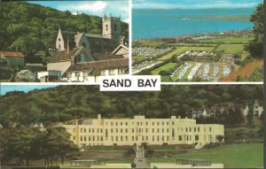 Postcard Multiview SAND BAY Somerset by Photo Precision Ltd