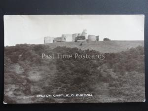 Somerset CLEVEDON Walton Castle c1906 RP Postcard by The Dainty Series