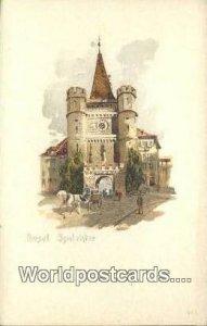 Basel Spalentor Swizerland Unused