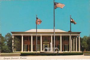 Georgias Governors Mansion Georgia