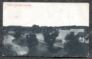 5351 - ROME CITY Indiana 1910s Sylvan Lake