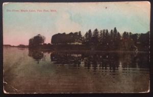 The Pines, Maple Lake, Paw Paw, Mich. Bradford & Co.