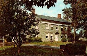 New York Schoharie The Old Stone Farmhouse