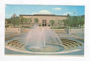 Buhl Planetarium, Pittsburgh, Pennsylvania, 50-60s