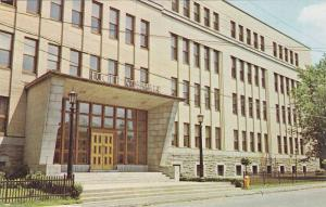 Ecole Normale,  Salaberry-de-Valleyfield,  Quebec,  Canada,  40-60s