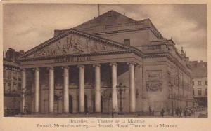 Bruxelles , Belgium , Theatre de la Monnaie , 00-10s