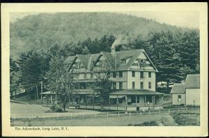 The Adirondack, Long Lake NY